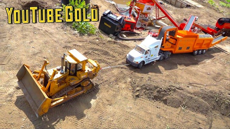 "YouTube GOLD, EH?! (S3 E8) – TOW JOB & PAYDAY"" COMES: SAFETY 19th GOLD MINE PRIORITY 