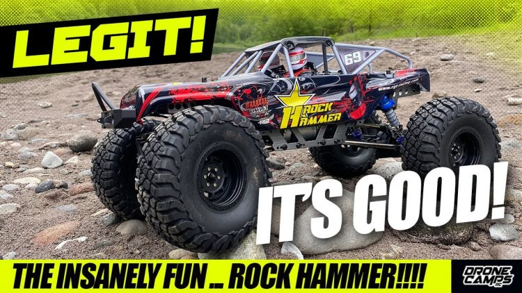 BEST ROCK CRAWLER for the Money! – RGT Rock Hammer – REVIEW, ROCK, & WATER TEST!