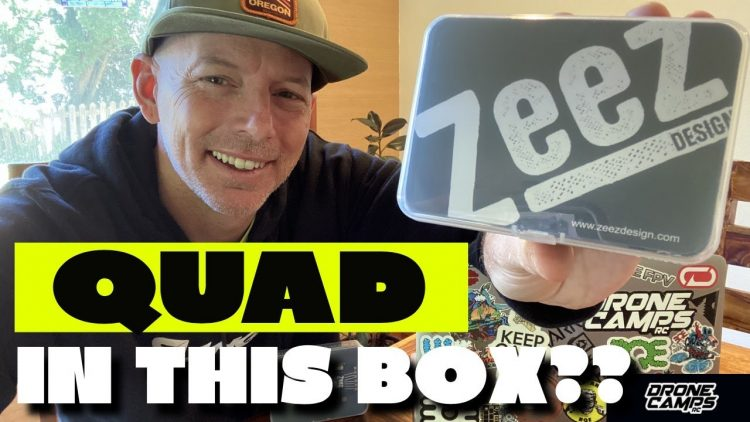 QUAD IN THIS BOX?? – NEW' ZEEZ Design Capish 5.5 and FC