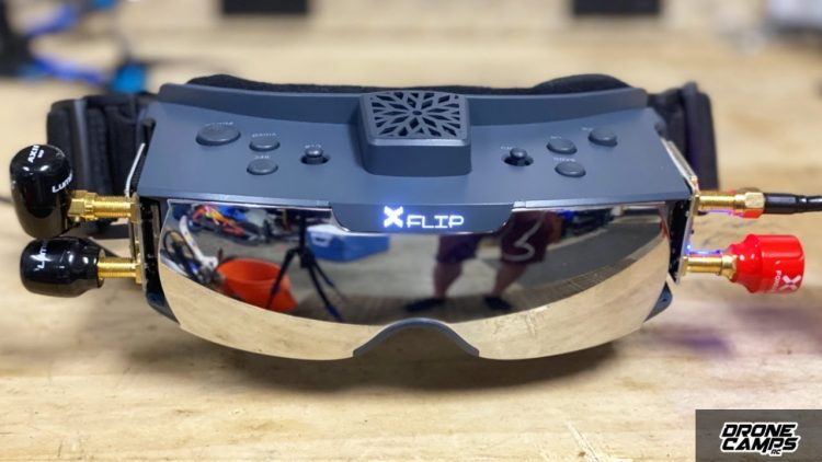 FPV GOGGLES of THE FUTURE