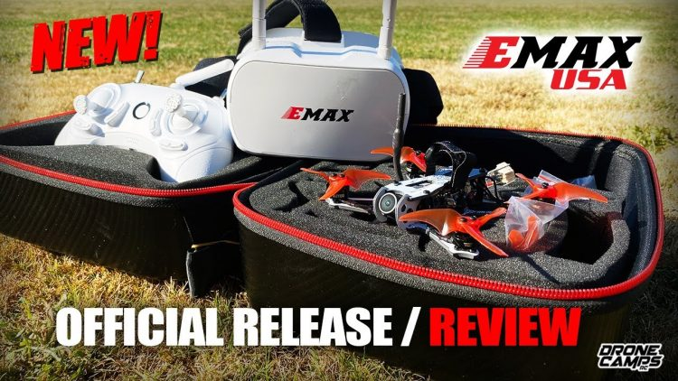 Emax Tinyhawk II Freestyle RTF – OFFICIAL RELEASE & REVIEW