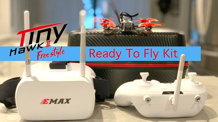 TinyHawk 2 Freestyle RTF (ready to fly) Kit – Everything you need to start flying FPV!
