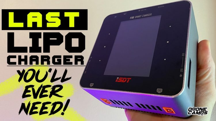 THE LAST LIPO CHARGER YOU'LL EVER NEED