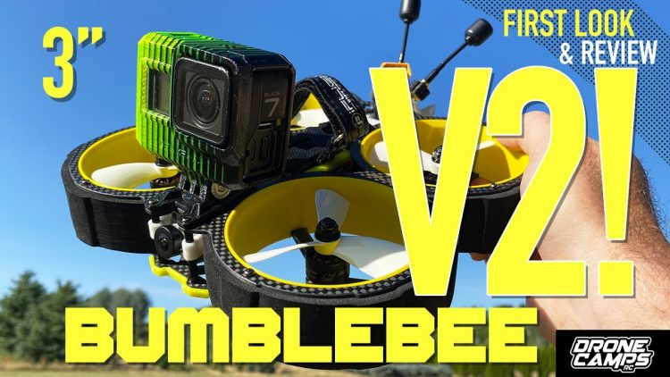 BEST CINEWHOOP just got BETTER!!! – iFlight Bumblebee V2 HD – FULL REVIEW