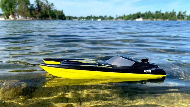 Toy RC Speedboat by Syma – Full Review
