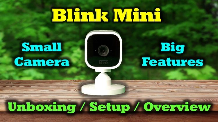 Blink Mini Camera – Complete Review & Setup Guide (And Giveaway)