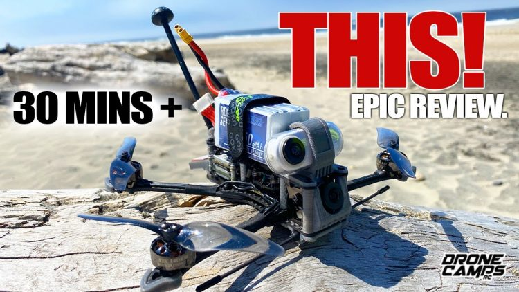 THE FUTURE OF LONG RANGE FPV – FLYWOO Explorer LR – EPIC FLIGHTS & REVIEW ?