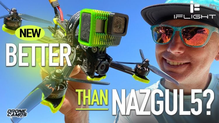 BETTER THAN NAZGUL5? – NEW' iFlight NAZGUL5 HD 6S – FULL REVIEW & FLIGHTS ???