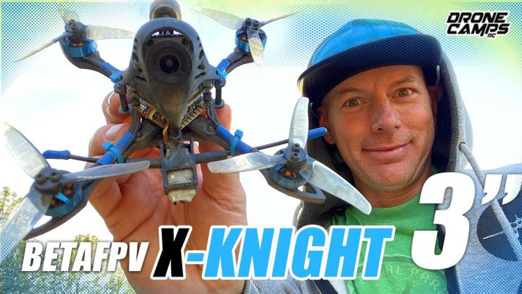 INSANE IN THE BRAIN – BetaFpv X-Knight 3″ HD Fpv Racing Drone – FULL REVIEW & FLIGHTS ?