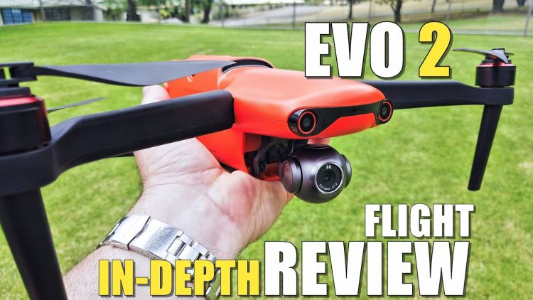 Autel EVO 2 Flight Test Review IN-DEPTH – How good is it…REALLY!?