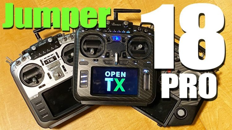 ULTIMATE RC RADIO!!! – Jumper T18 Pro – Review & Overview