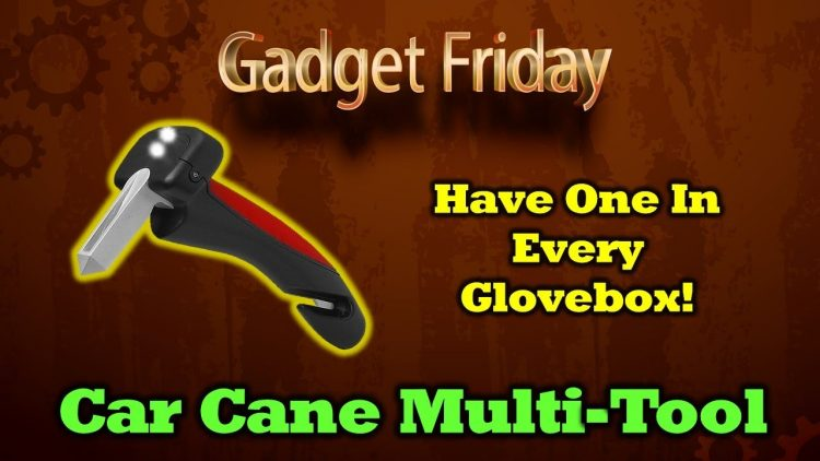 Gadget Friday – Car Cane Review
