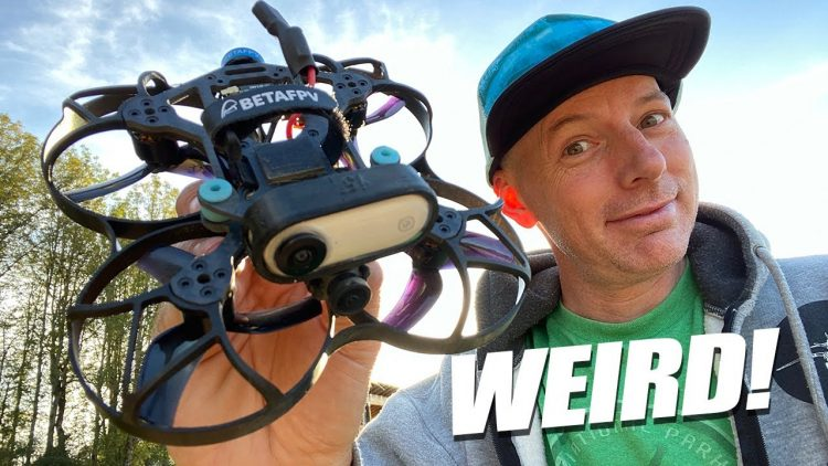 WEIRD BUT AMAZING!!! – BetaFpv 95X V2 Naked Gopro Edition – REVIEW & FLIGHTS