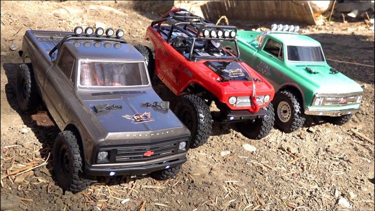 MOE WiNS THE DAY! THREE RC Trucks for FAMILY FUN #ProudParenting | RC ADVENTURES