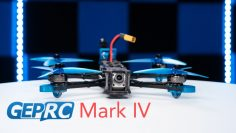 Drone Review – GEPRC Mark IV Quad – FPV Smoothness!