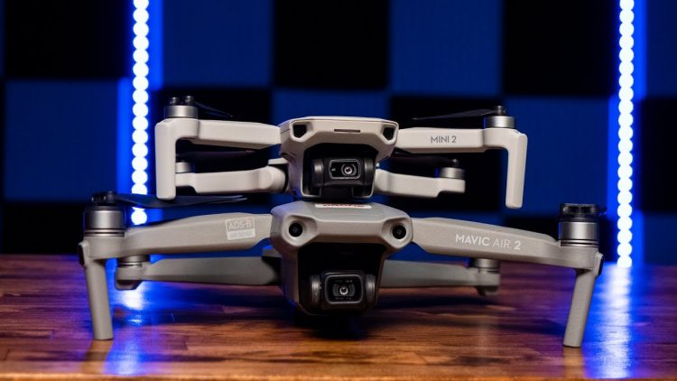 DJI Mini 2 vs Mavic Air 2 – Which To Buy