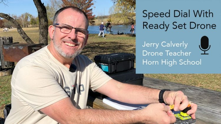Speed Dial EP 21 – Jerry Calverley