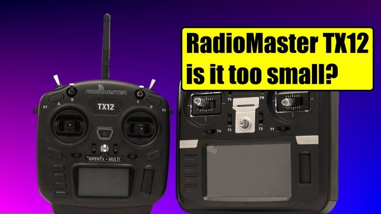 RadioMaster TX12 review