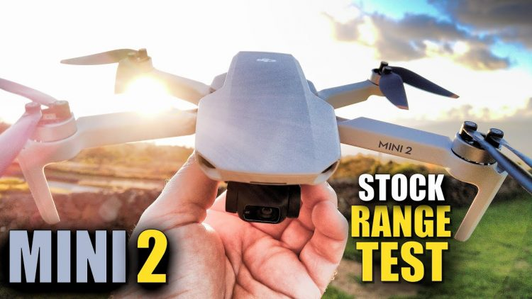 DJI MINI 2 Range Test – How Far Will it Go? (Hidden Features Tested!)