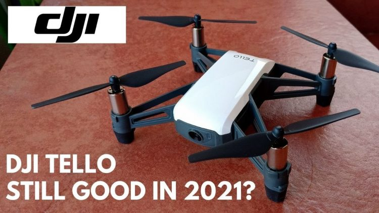 DJI Tello Drone in 2021 – Unboxing and Review