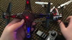 Sky rider Drone drw330 review