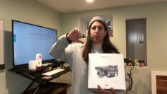 Review and Unboxing of DJI Mavic 2 pro Drone