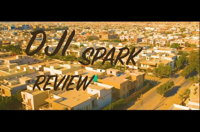 MY DRONE-DJI SPARK REVIEW