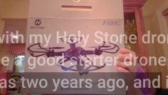 Review Holy Stone F181C RC Quadcopter Drone with HD Camera RTF 4 Channel 2.4GHz 6-Gyro with Alt…