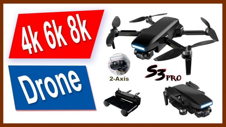 Top 5 drone with camera 2021   Camera for drones review