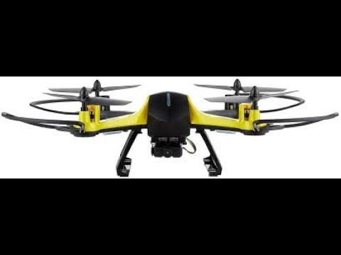 Sky Tracker GPS Drone Unboxing/Review!