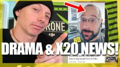 Joshua Bardwell & BREAKING NEWS about X20 HD from Frsky Directly!!!