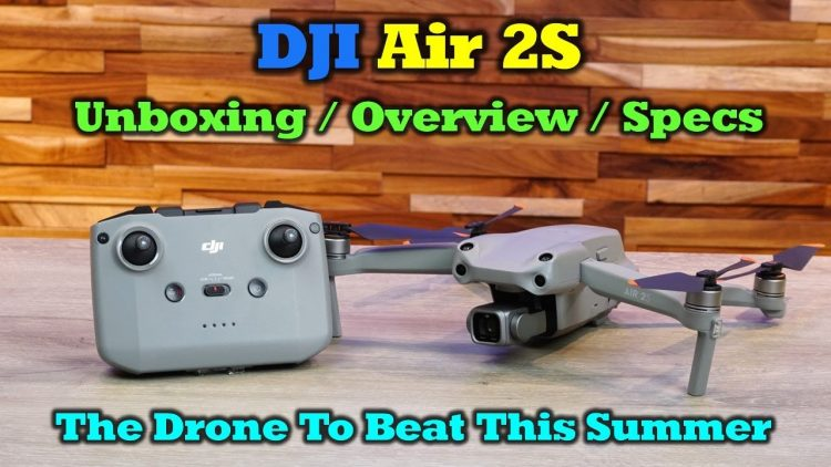 DJI Air 2S – Complete Overview and First Impressions