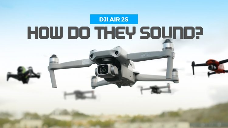 DJI Air 2S – Comparing All the Drones