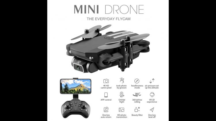 MINI DRONE EVERYDAY FLYCAM – REVIEW