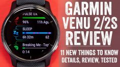 Garmin Venu 2 Review: 11 Things to Know // Complete Testing