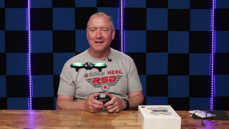 Tomzon Toy Drone – Bright LED Beginner Drone Review