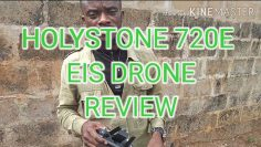 HOLYSTONE 720E DRONE FOOTAGE REVIEW