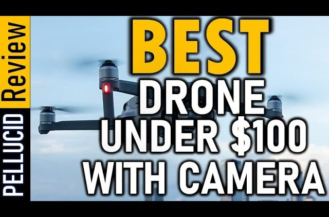 ✅ Top 5 Best Drone Under $100 With Camera In 2021