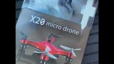 X20 Micro Drone Kids Review 2021 #shorts