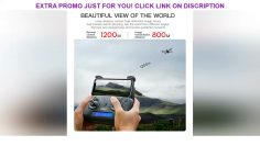 Review 2021 NWE SG906/SG906 Pro 2 Drone 4k HD Mechanical 3-Axis Gimbal Camera 5G WIFI GPS System Su