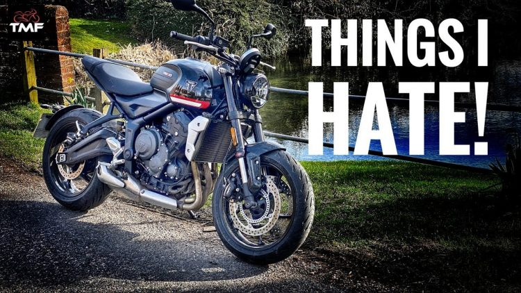 2021 Triumph Trident 660 Review | Things I hate!