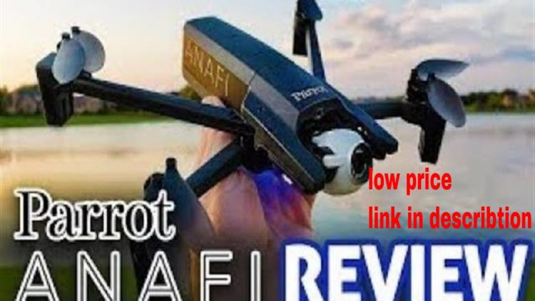 Parrot Anafi Drone Review best Drone with 4K HDR Camera, Compact, Silent & Autonomous,