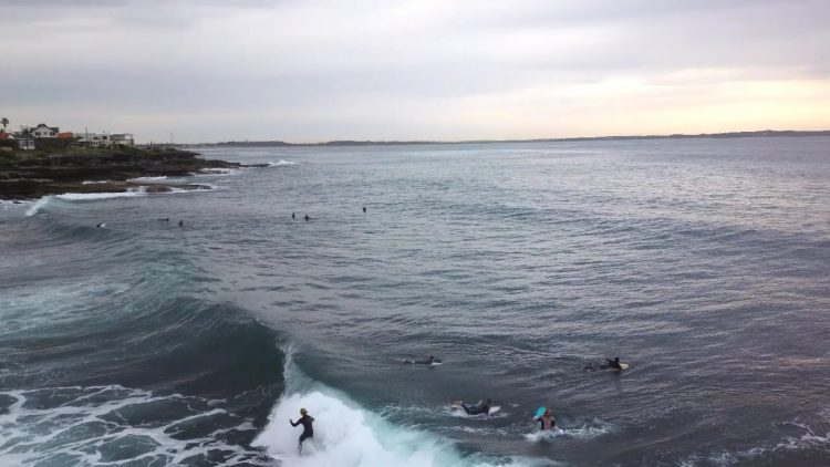 C-Fly Faith 2 Pro Drone review and footage of surfing at local spot