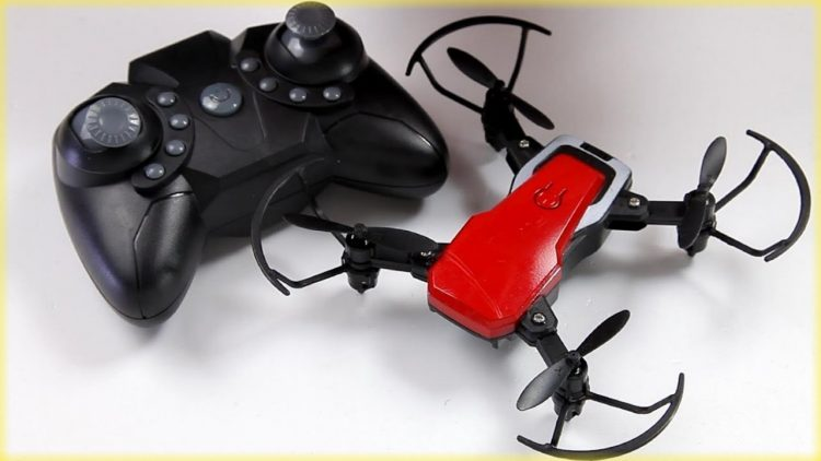 Reviews of the best and cheapest mini drone