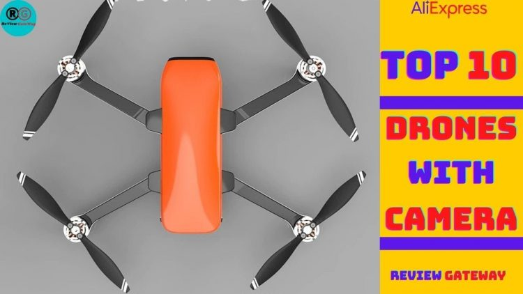 Top 10 Best Drone With Camera To Buy   Best Drones 2021 From AliExpress